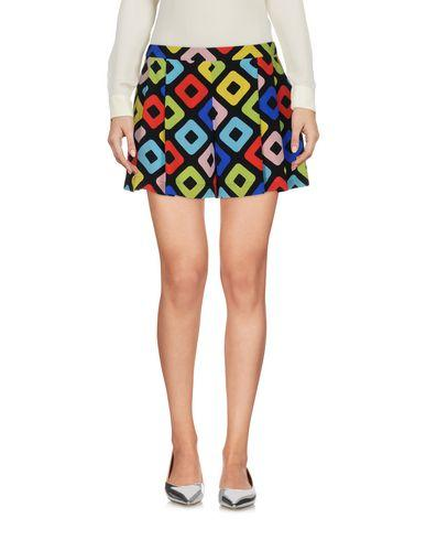Boutique Moschino Mini Skirt In Black