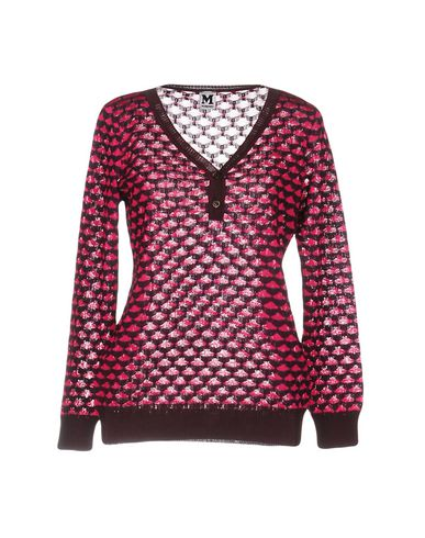 M Missoni Sweater In Fuchsia