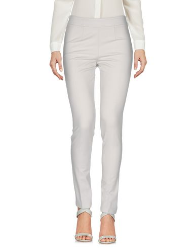 Emporio Armani Casual Pants In Light Grey