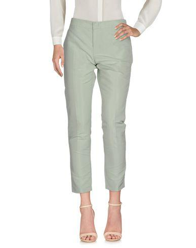 Red Valentino Casual Pants In Light Green
