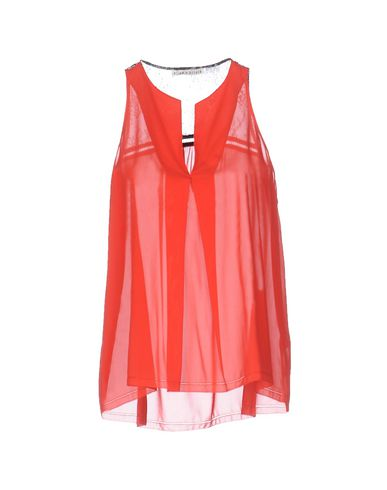 Alice And Olivia Top In Red