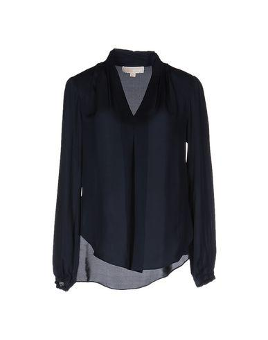 Michael Michael Kors Blouse In Dark Blue