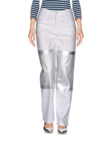 Emporio Armani Jeans In White