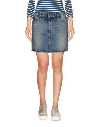 Joe's Jeans Denim Skirt In Blue