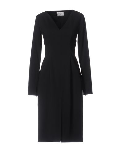 Acne Studios Knee-length Dress In Black