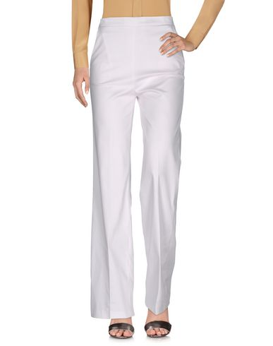 Pinko Casual Pants In White