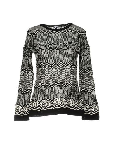 M Missoni Sweaters In Black