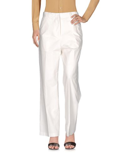 Acne Studios Casual Pants In Ivory