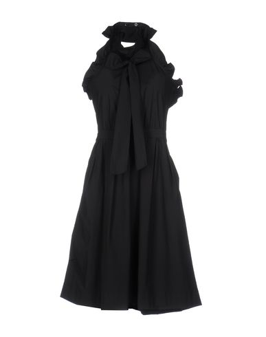 Boutique Moschino Knee-length Dresses In Black