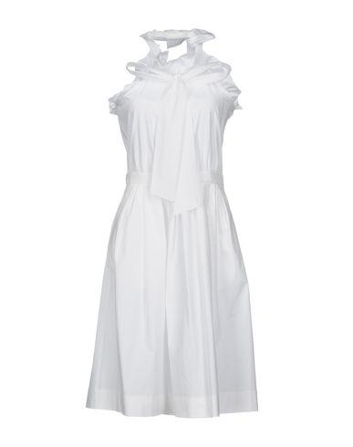 Boutique Moschino Knee-length Dress In White