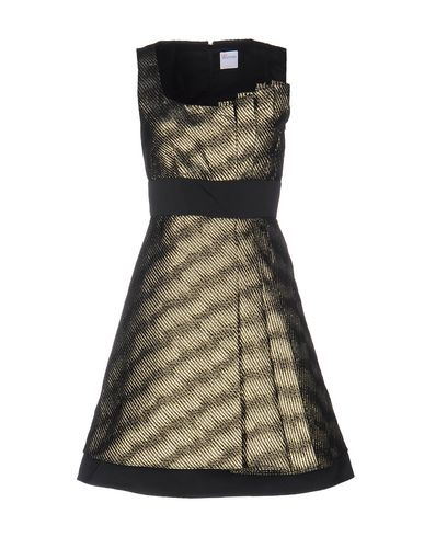 Red Valentino Evening Dress In Gold