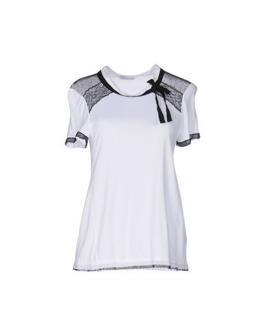 Red Valentino T-shirt In White