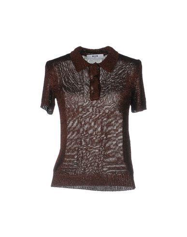 Msgm Sweaters In Cocoa