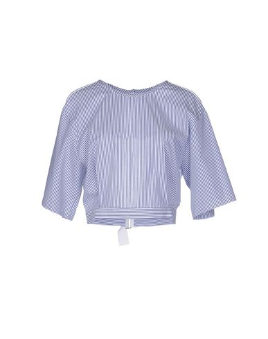 Steve J & Yoni P Blouse In Blue