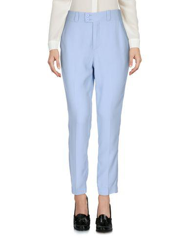 Dondup Casual Pants In Sky Blue