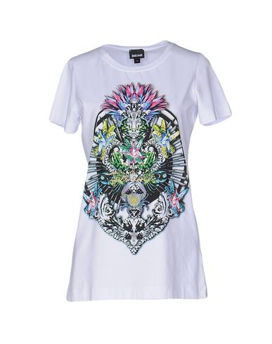 Just Cavalli T-shirt In White