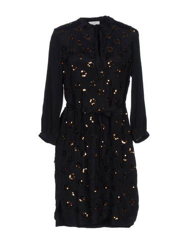 Intropia Shirt Dress In Black