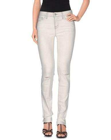J Brand Denim Pants In White