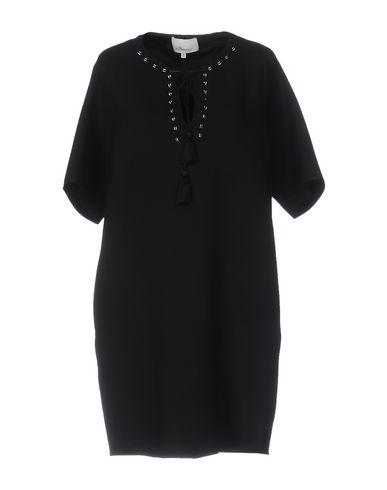 3.1 Phillip Lim Short Dress In Black