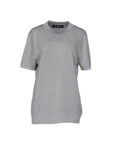 Neil Barrett Sweaters In Grey