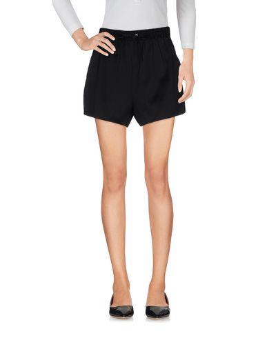 T By Alexander Wang Shorts & Bermuda In Black