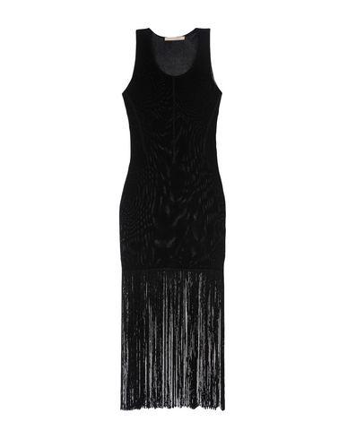 Christopher Kane Short Dresses In Black