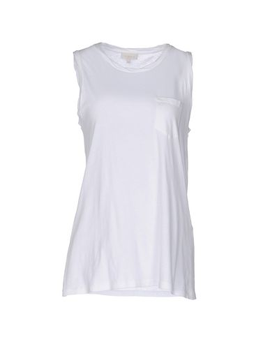 Intropia Basic Top In White