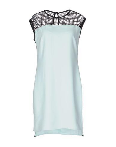Karl Lagerfeld Short Dress In Light Green