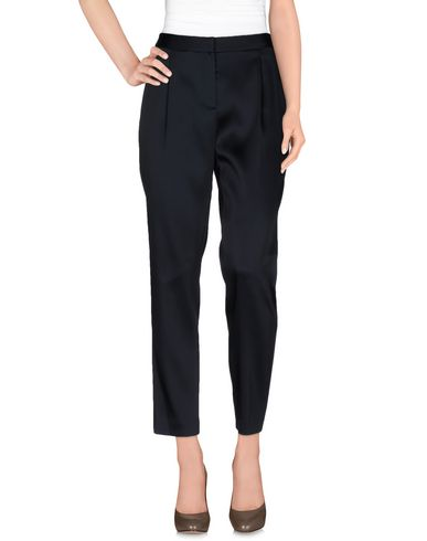 T By Alexander Wang Casual Pants In Dark Blue