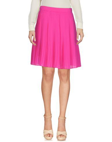 Kenzo Knee Length Skirt In Fuchsia