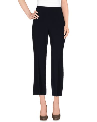 Theory Casual Pants In Dark Blue