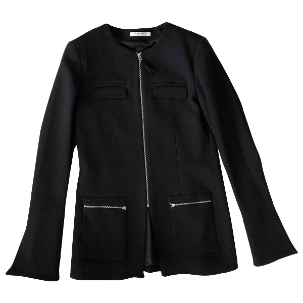 Protagonist Black Wool Jacket