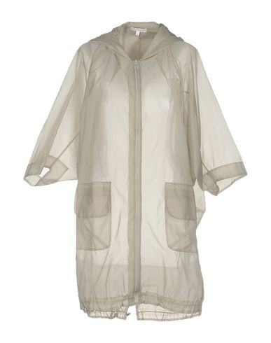 Intropia Full-length Jacket In Grey