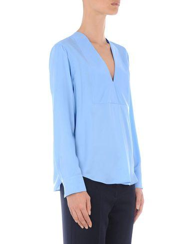 Jil Sander Blouse In Azure
