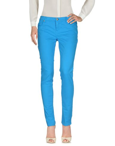Pinko Casual Pants In Azure