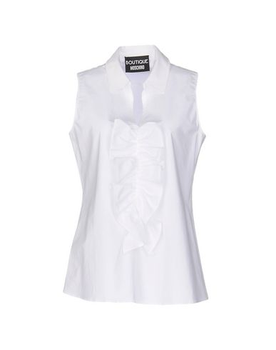 Boutique Moschino Top In White