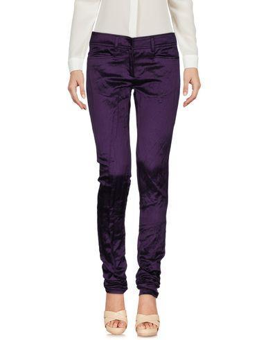 Ermanno Scervino Casual Pants In Purple