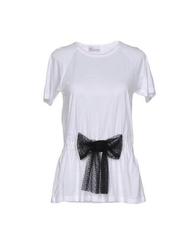 Red Valentino T-shirts In White