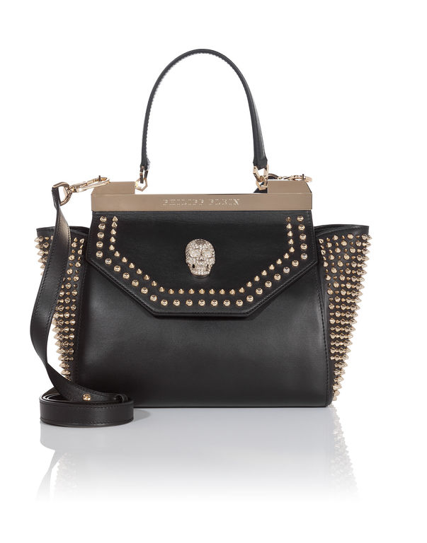 "Philipp Plein Handle Bag ""dallas"""