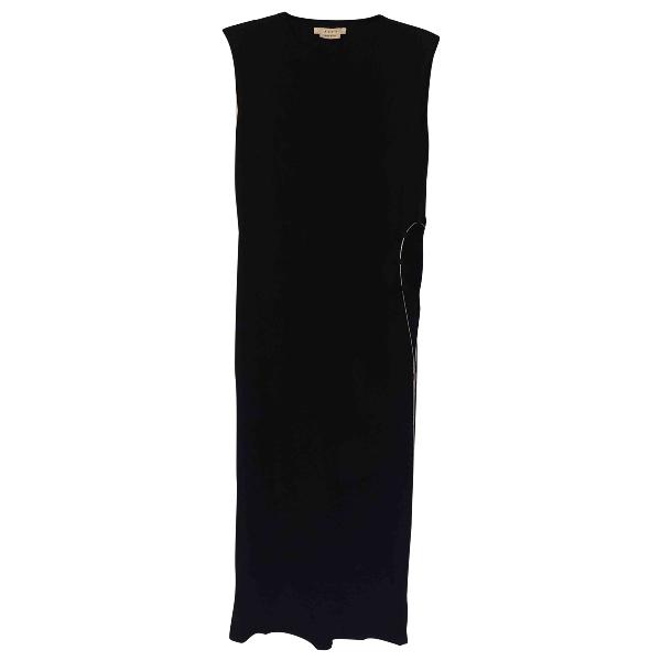 Alyx Black Cotton Dress
