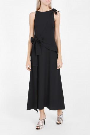 Proenza Schouler Knot Detail Dress