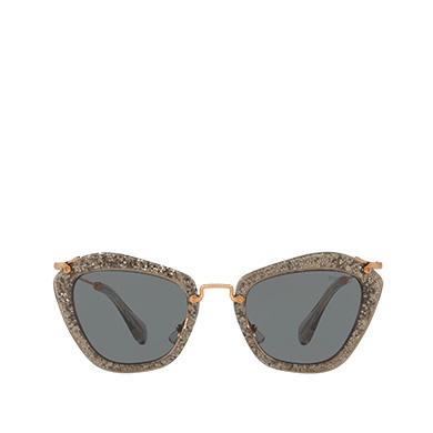 d360c518ce87 Miu Miu Noir Eyewear With Glitter In Carbon Lenses