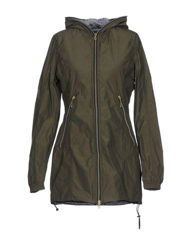 Duvetica Down Jackets In Military Green