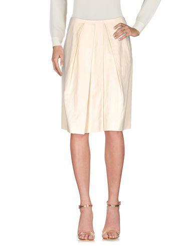 Sonia Rykiel Knee Length Skirts In Beige