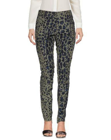 Ermanno Scervino Casual Pants In Military Green