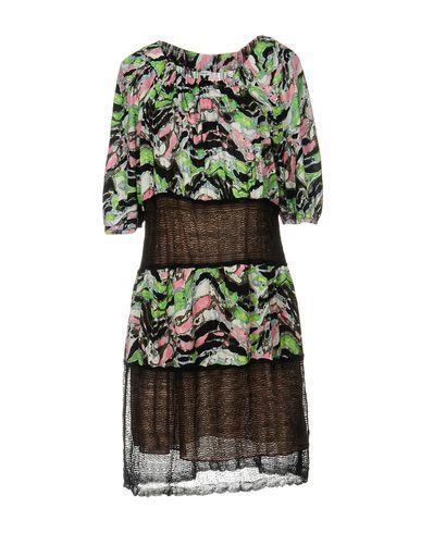M Missoni Short Dress In Black
