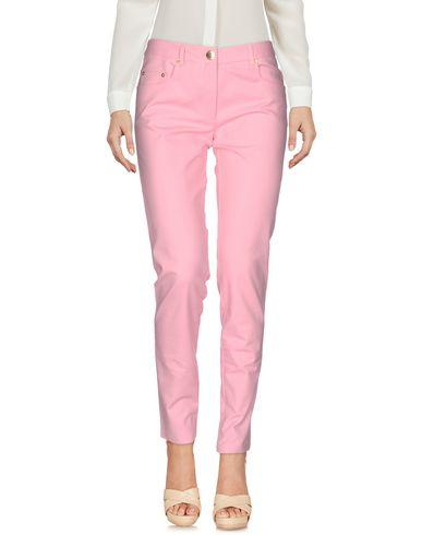Boutique Moschino Casual Pants In Pink