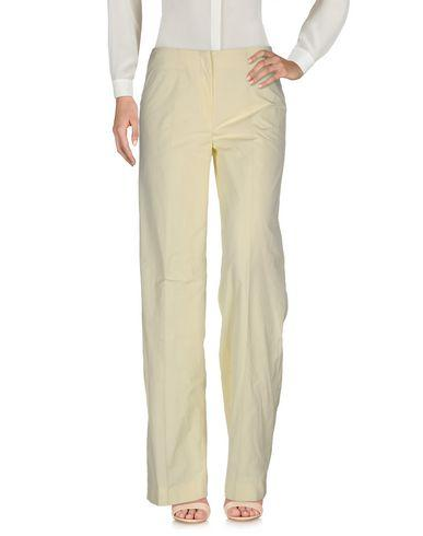 Jil Sander Casual Pants In Light Yellow