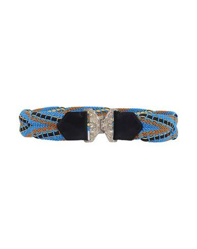 Etro Regular Belt In Blue