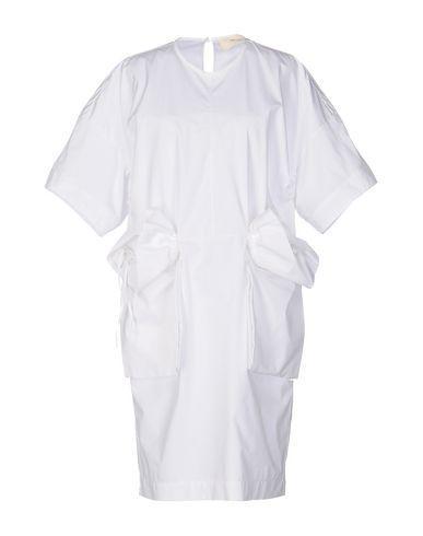 Ports 1961 Short Dress In White